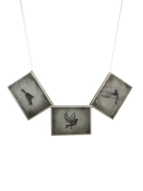 , 'Bird in Flight Necklace,' 2016, Jewelers'Werk Galerie