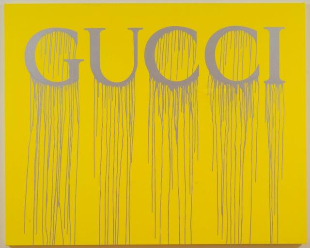 , 'Liquidated Gucci,' 2011, De Buck Gallery