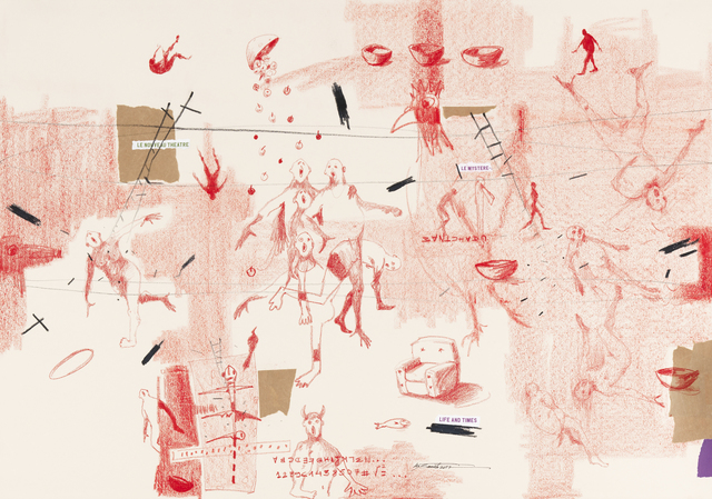 , 'Mystère,' 2018, LouiSimone Guirandou Gallery
