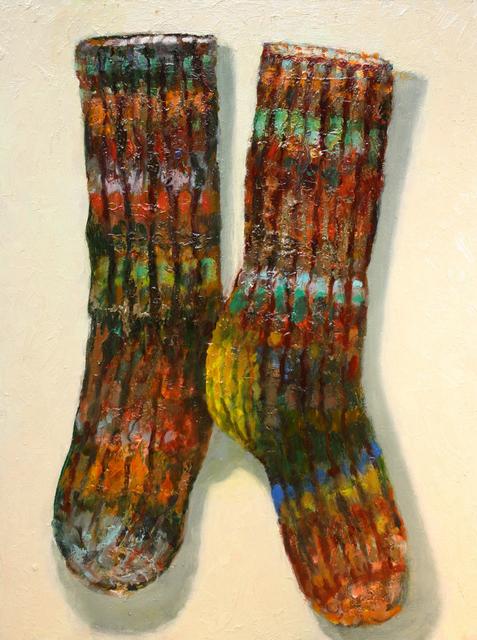 , 'Cynthia's Socks,' 2014, Gallery NAGA