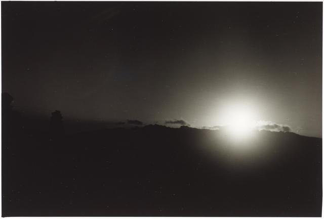 , 'Sunset,' 2012, Galleri Bo Bjerggaard