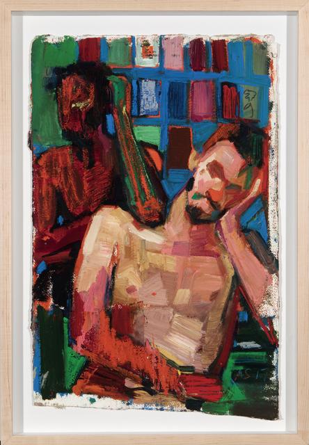 , 'Summer of Love II,' 2018, Christopher Moller Gallery