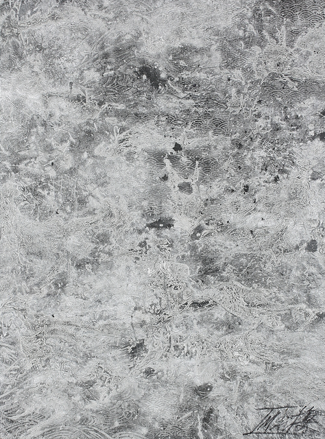 ", 'Vagues ""Wave"",' 1992, Stern Pissarro"
