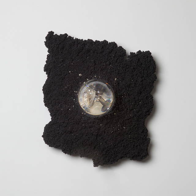 , 'Studded Pyrite Caviar Sconce,' 2018, The Future Perfect