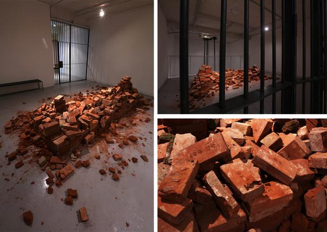 , 'Reflections,' 2016, Savina Museum of Contemporary Art
