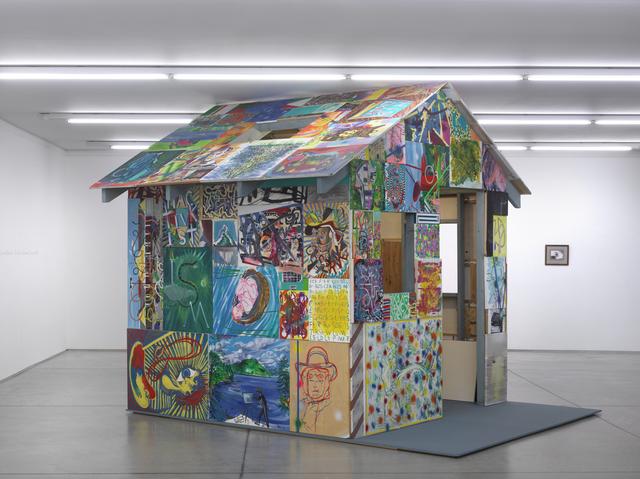 , 'House Painter,' 2012, Collezione Maramotti