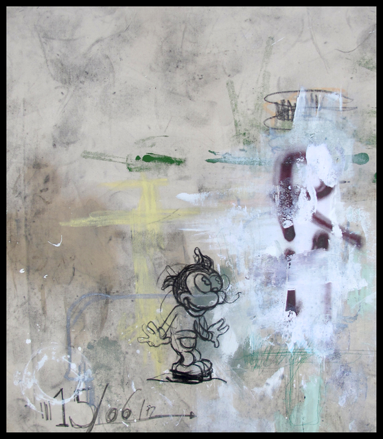 George Morton-Clark, 'Renegade Cat', 2019, g.gallery