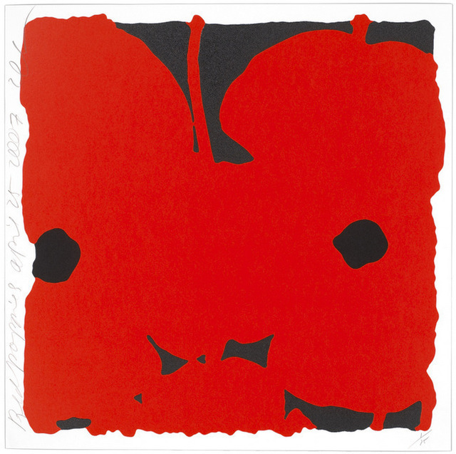 , 'Red Poppies, April 25, 2007,' 2007, Heather Gaudio Fine Art