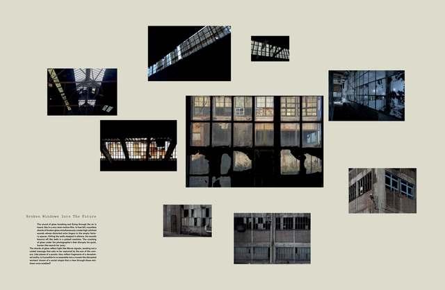 "Igor Grubic, '""Traces of Disappearing (Deconstruction of the Factory)""', Laveronica Arte Contemporanea"