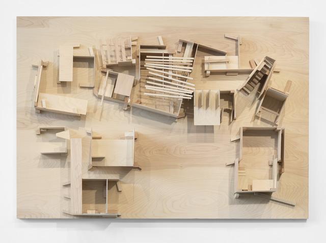 , '#7,' 2017, Simone DeSousa Gallery