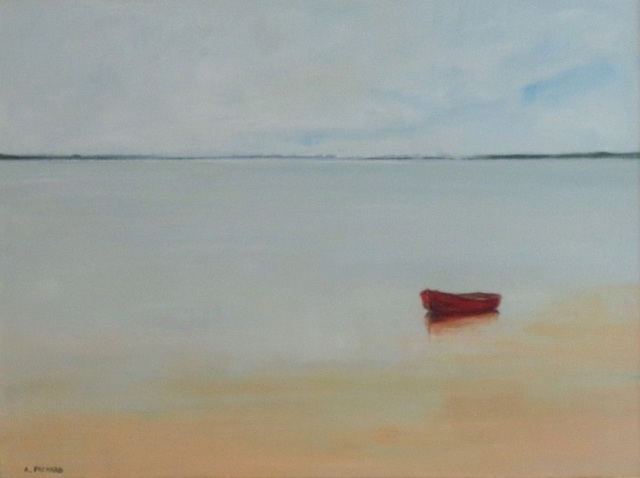 Anne Packard, 'Red Dory', 2008, Galerie Sono