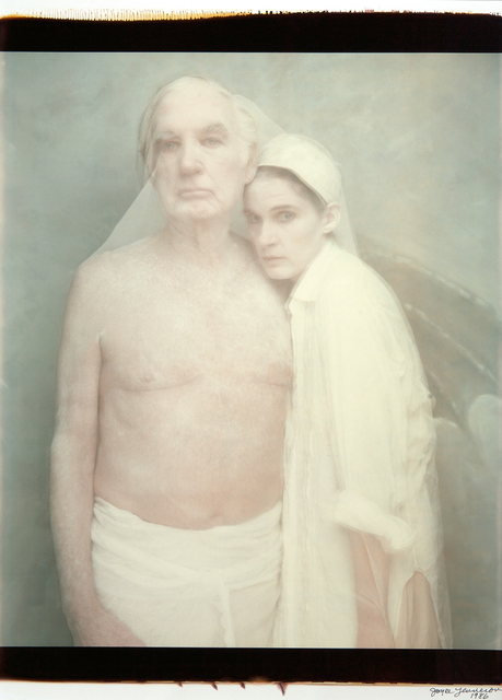 , 'Self Portrait with Old Man,' 1986, Dowling Walsh