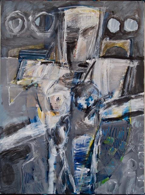 , 'Figure 2629,' 2018, Joshua Tree Art Gallery