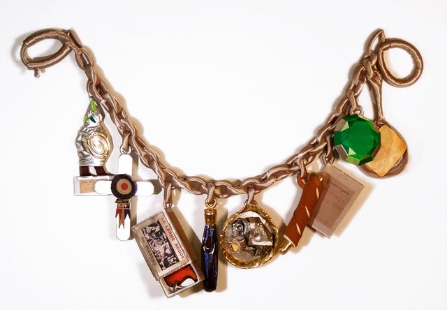 , 'French Charm Bracelet,' 2007, Modern West Fine Art