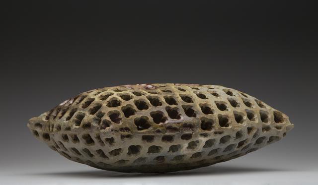 , 'Woodfired Pillow II,' 2016, Springfield Art Association
