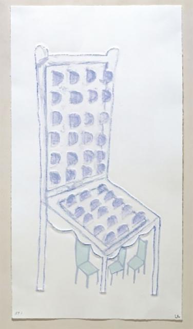 Louise Bourgeois, 'Le Pere et les 3 Fils', 1999, Jim Kempner Fine Art