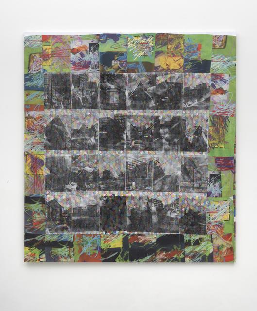 , 'all mod cons,' 2017, PPC Philipp Pflug Contemporary