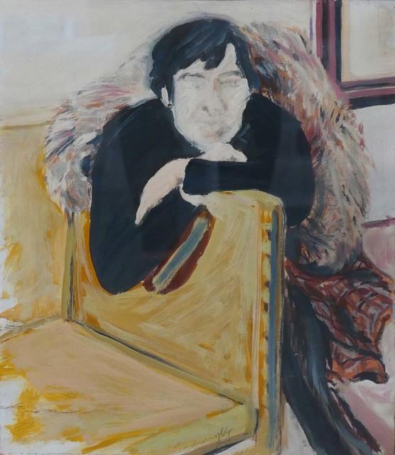 , 'O. T. (Selbstbildnis),' 1964, Galerie Ostendorff