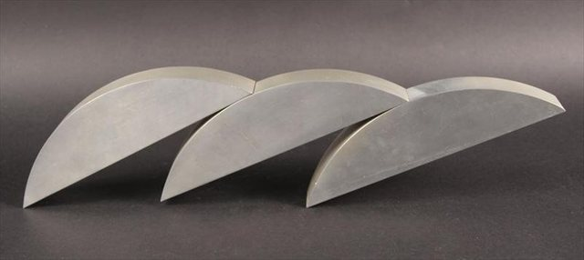 , '60s Kadishman Israeli sculpture in steel or aluminum Suspension,' 1960-1969, Lions Gallery