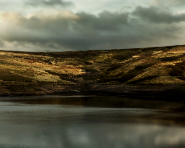 Matthew Murray, 'Wessenden Head Reservoir, Wessenden Moor', 2014, ElliottHalls