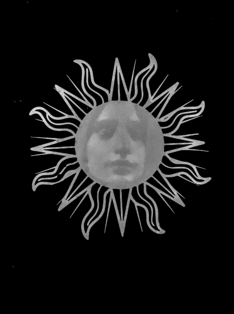, 'The Sun,' 2017, Koplin Del Rio