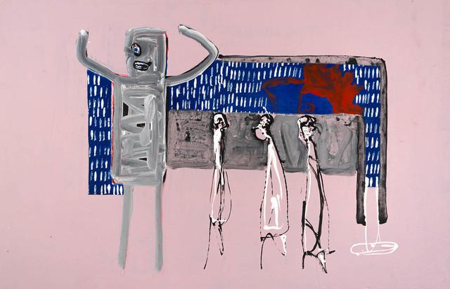 Amadou Sanogo, 'Misi (la vache)', 2014, Magnin-A