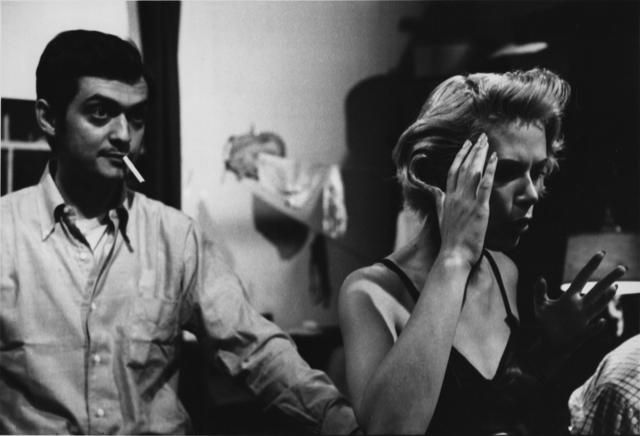 , 'Stanley Kubrick and Irene Kane on the set of Killer's Kiss,' 1955, Contemporary Jewish Museum