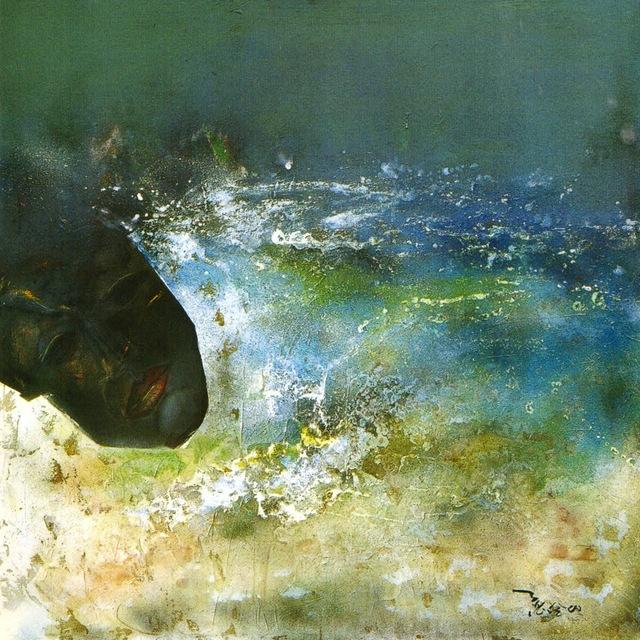 , 'Mask,' 2000, Art Asia X