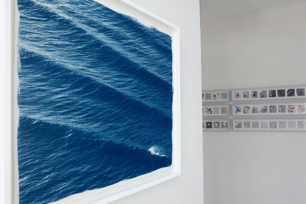 Stephen Inggs | Vanessa Cowling: Shoreline installation