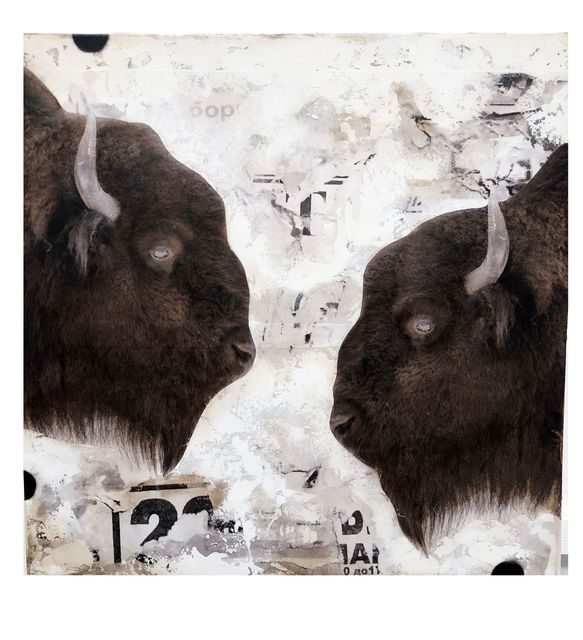 , 'Bryson and Brett,' , Diehl Gallery