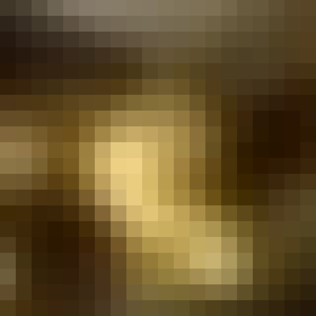 ", 'Atom #DDDD (from ""89 seconds Atomized""),' 2018, Snark.art"