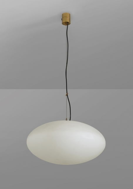 Stilnovo, 'A '1104' hanging lamp', 1960's, Aste Boetto