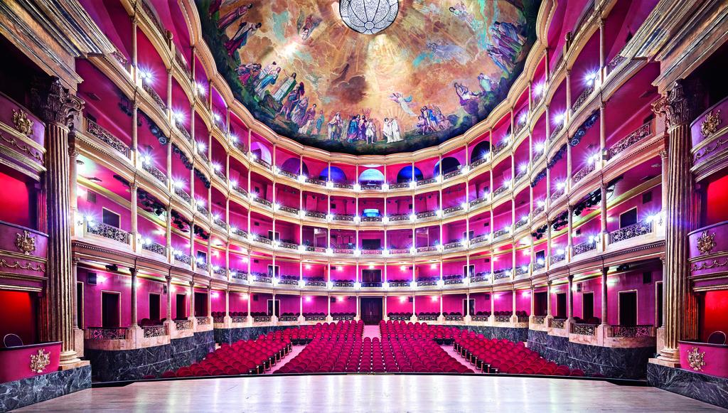 Teatro Degollado Guadalajara I