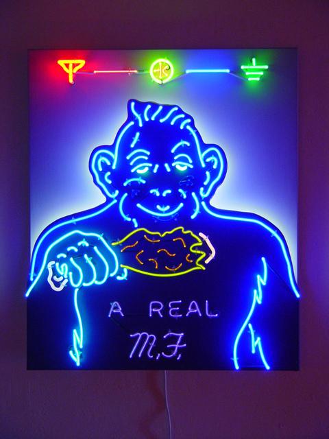 , 'A Real M.F. ,' 1994, LA Artcore