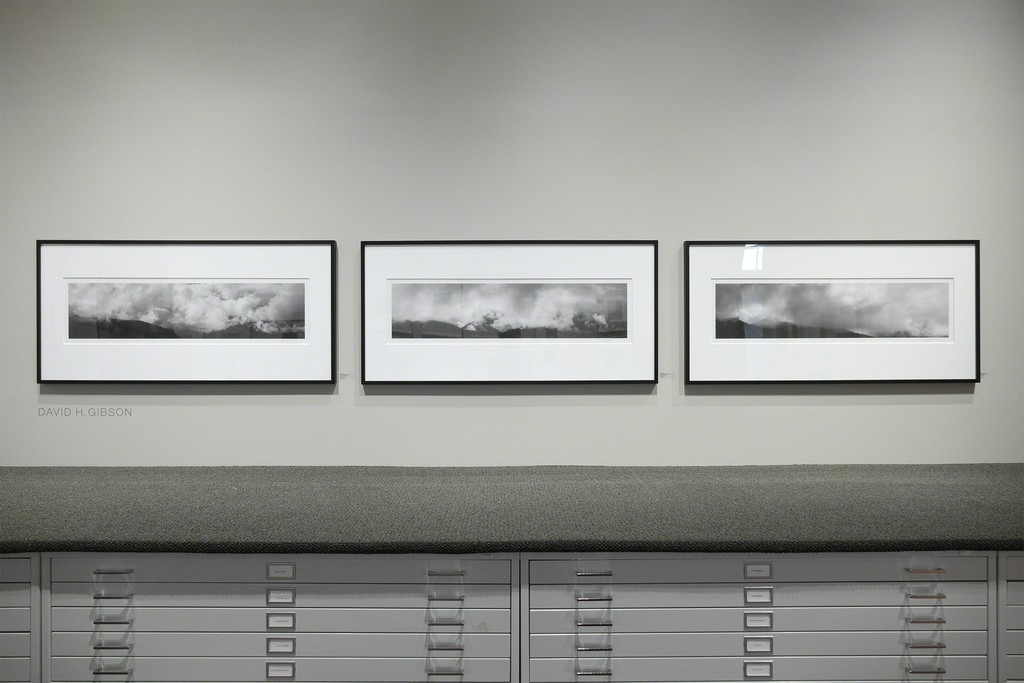New Works by David Gibson, Also on view at photo-eye Gallery
