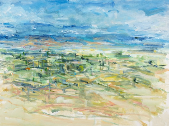 , 'Ground Up, New Mexico,' 2016, Cerulean Arts