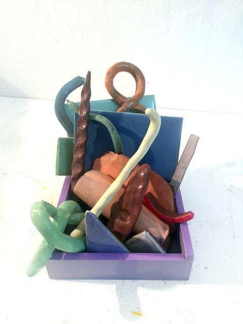 , 'caja de herramientas,,' 2019, Miranda Bosch