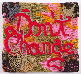 , 'Don't Change,' 2013, Jonathan LeVine Projects