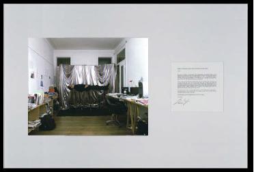 , 'Levitation In The Studio (XMAN H Version),' 2002-2007, Cristina Guerra Contemporary Art