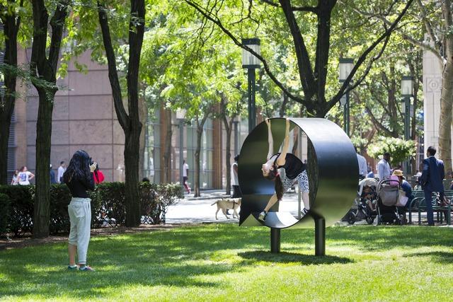 , 'Ernest,' 2015, Public Art Fund