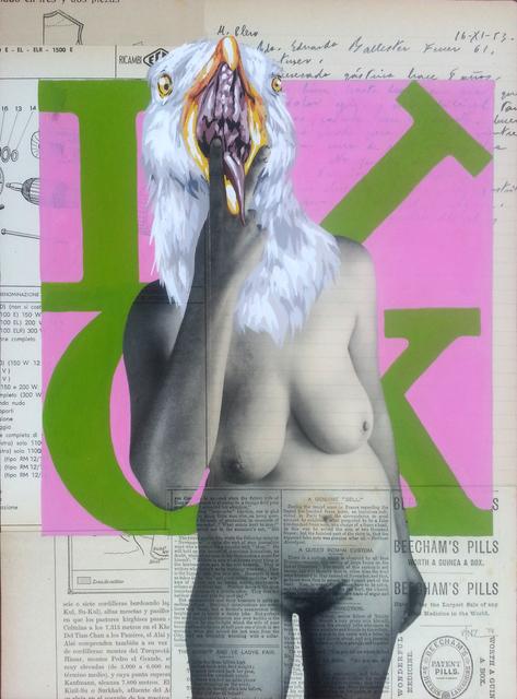 , 'Lick,' 2014, Galerie SOON