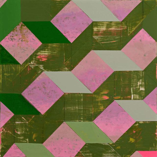 , 'Tumble 2,' 2014, Hal Bromm