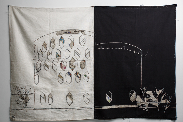 , 'Melnikov house,' 2012, Galerie Iragui