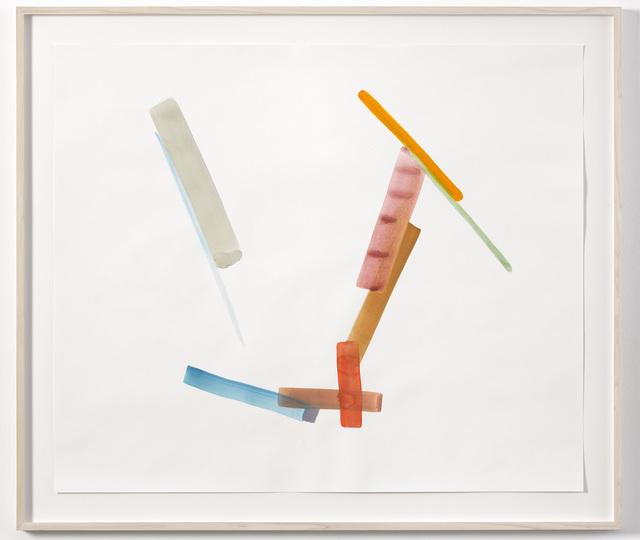 , 'At A Glance,' 2017, Galerie Nikolaus Ruzicska