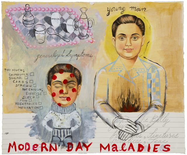 , 'Modern Maladies,' 2012, ZINC contemporary