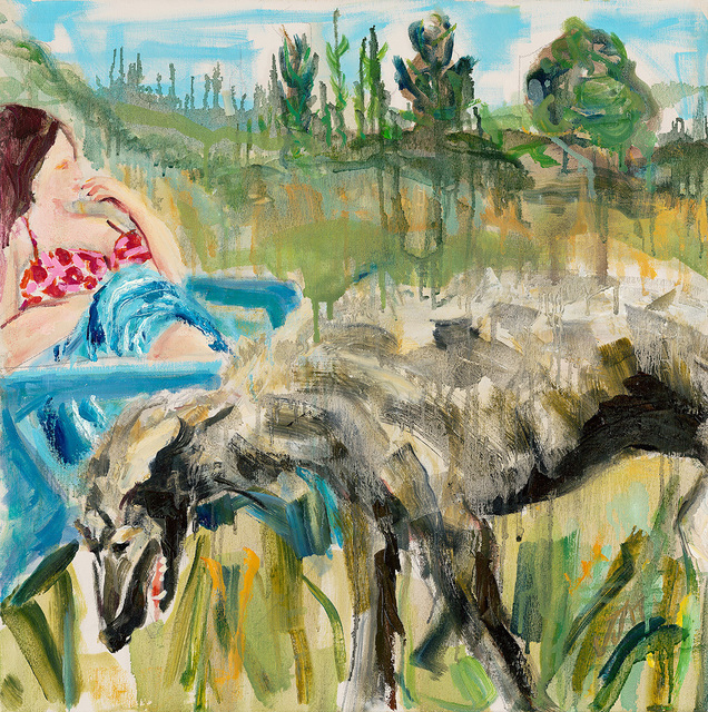 , 'Tally by the Pond - Fergus,' 2018, parts gallery
