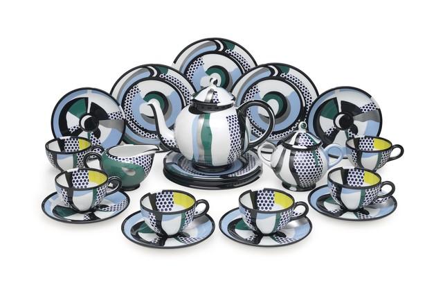 Roy Lichtenstein, 'Tea Set', 1984, Christie's