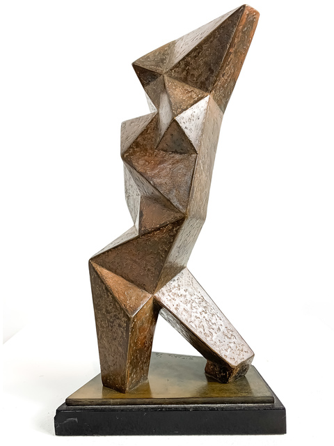 Jim Ritchie, 'Nude in Motion', 1989, Adelson Galleries