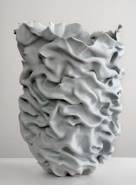 Babs Haenen, 'Frozen Cascade III', 2013, Sculpture, Porcelain, Hostler Burrows