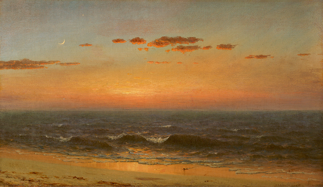, 'Sunset,' 1865, Questroyal Fine Art